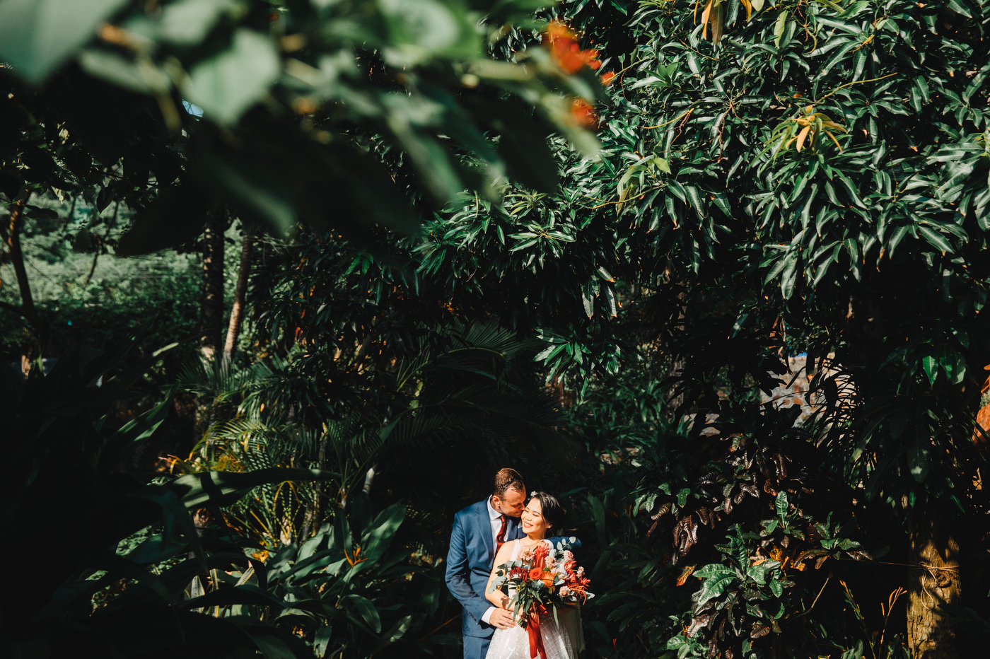 Rosy + Spencer's Real Wedding | Binh An Village Vung Tau, Vietnam