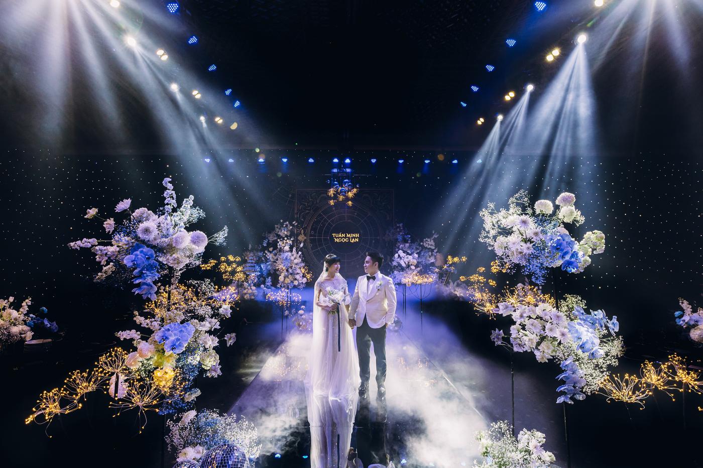 Minh + Lan Wedding Day | GEM Center, Saigon, Vietnam